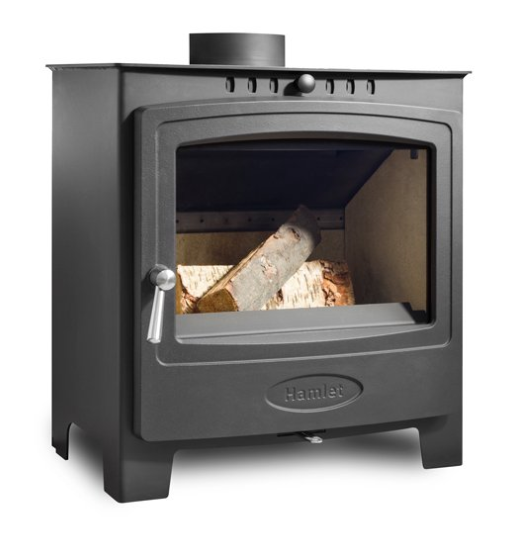 7.1KW Solution 7 Multi Fuel Stove - S4
