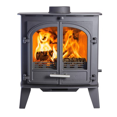 7.4KW Sonderskoven Traditional Multi Fuel Stove