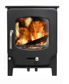 4.1KW Saltfire ST-X4 SE Wood Burning Stove