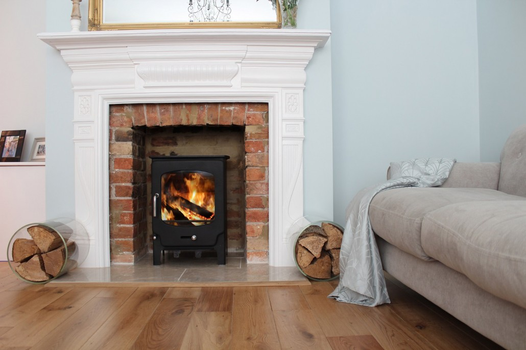 5KW Saltfire ST-X5 SE Wood Burning Stove