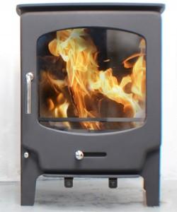 8KW Saltfire ST-X8 Wood Burning Stove