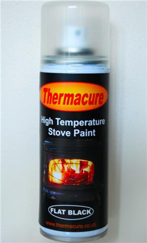 Thermacure Stove Paint 200ml