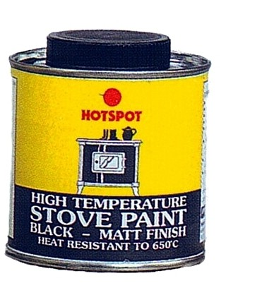 Hotspot Black Paint 100ml