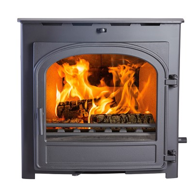 4.9KW Telford 5 Inset Multi Fuel Stove