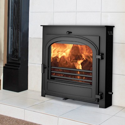 6.9KW Telford 8 Inset Multi Fuel Stove