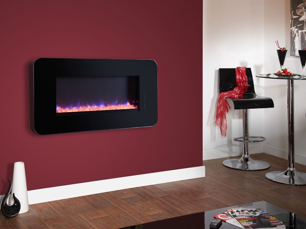 1.8KW Touchflame Electric Fire