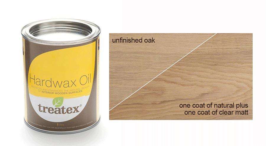 Treatex Hardwax Oils - Clear 2.5L