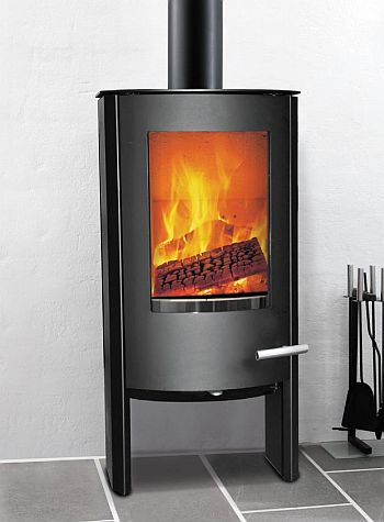 5KW TT20 Streamline Woodburning Stove