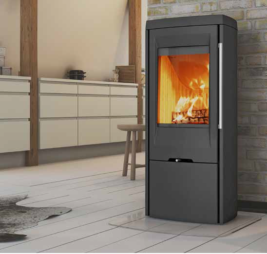5kW TT30 SE Wood Burning Stove