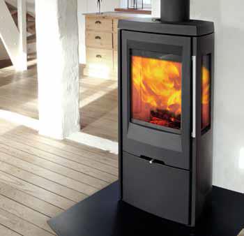 5kW TT30G Wood Burning Stove