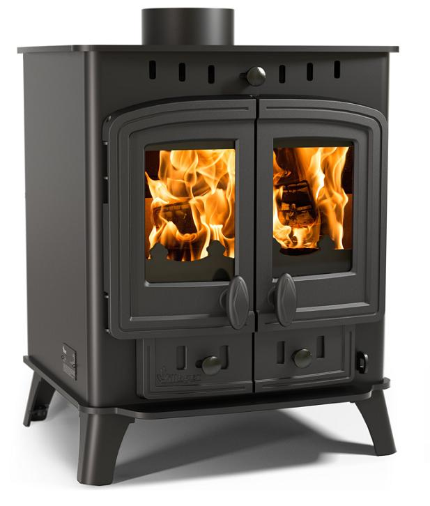 8KW Villager Duo 8 Multi Fuel Stove