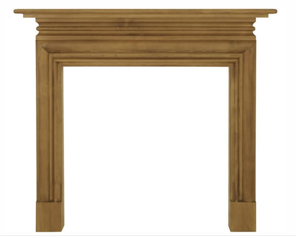 Wessex Pine Fireplace Surround