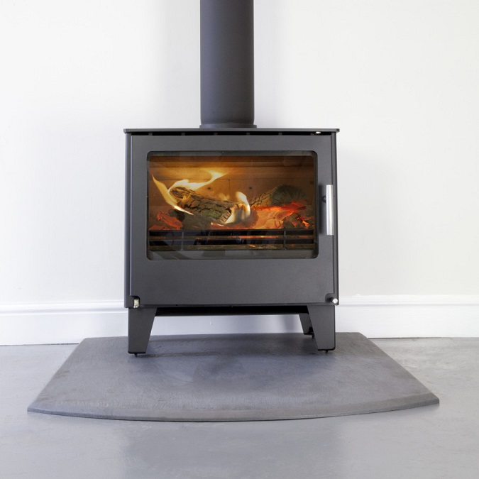 7KW Westfire Two Woodburning Stove