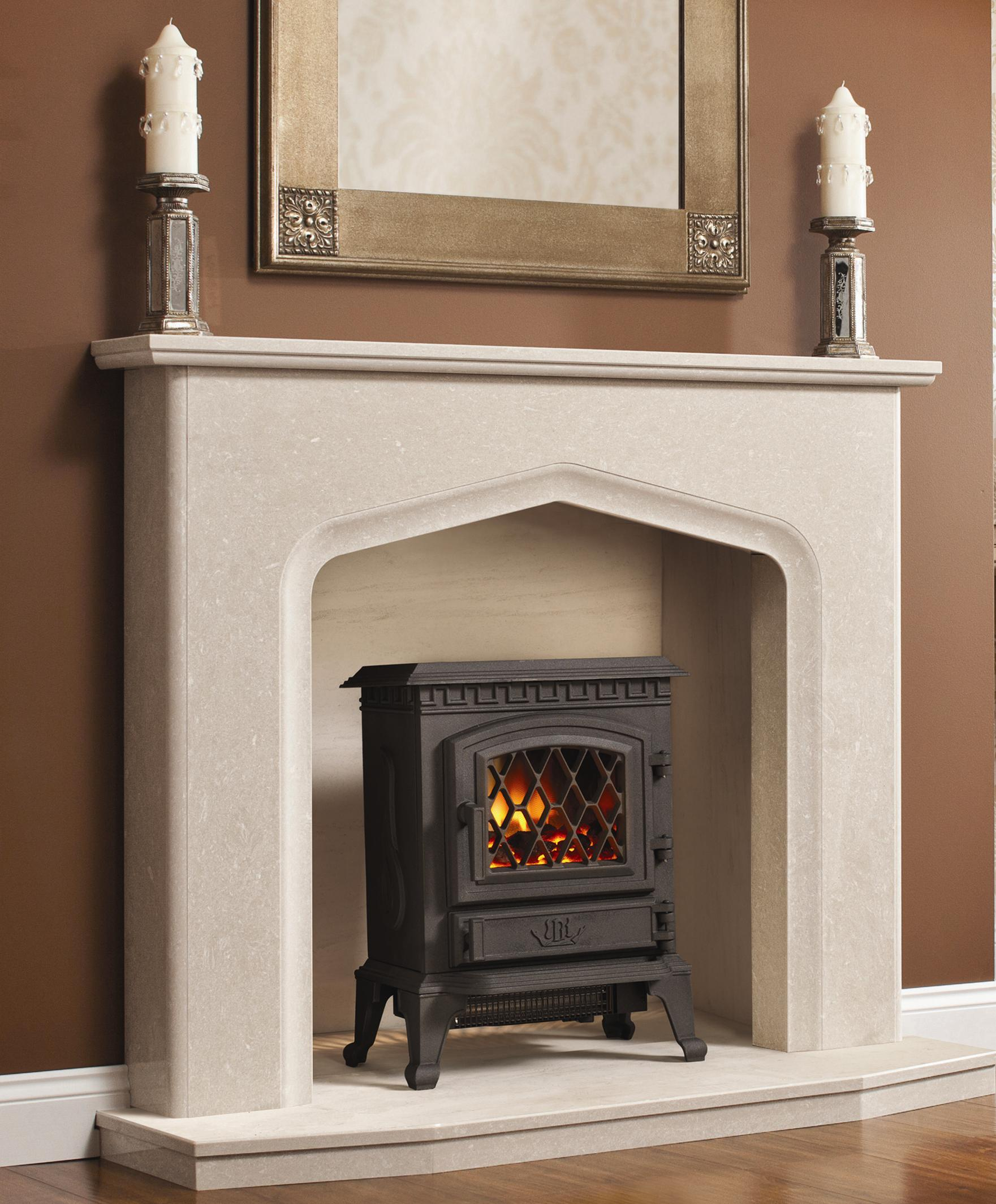 2KW York Midi Electric Stove